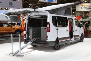Fiat Professional Camper-Studie Talento