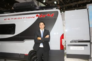 Andreas Mayer, Fiat Professional