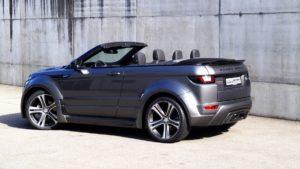 Range Rover Evoque Cabriolet, Premier Edition