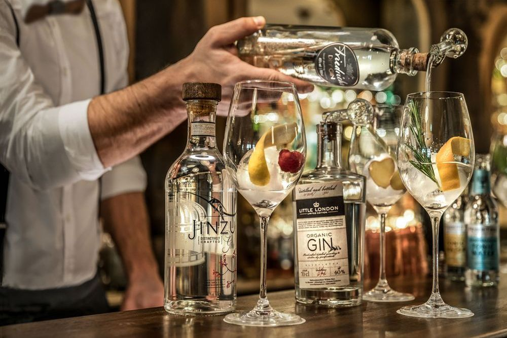 München: Come in and try some Gin