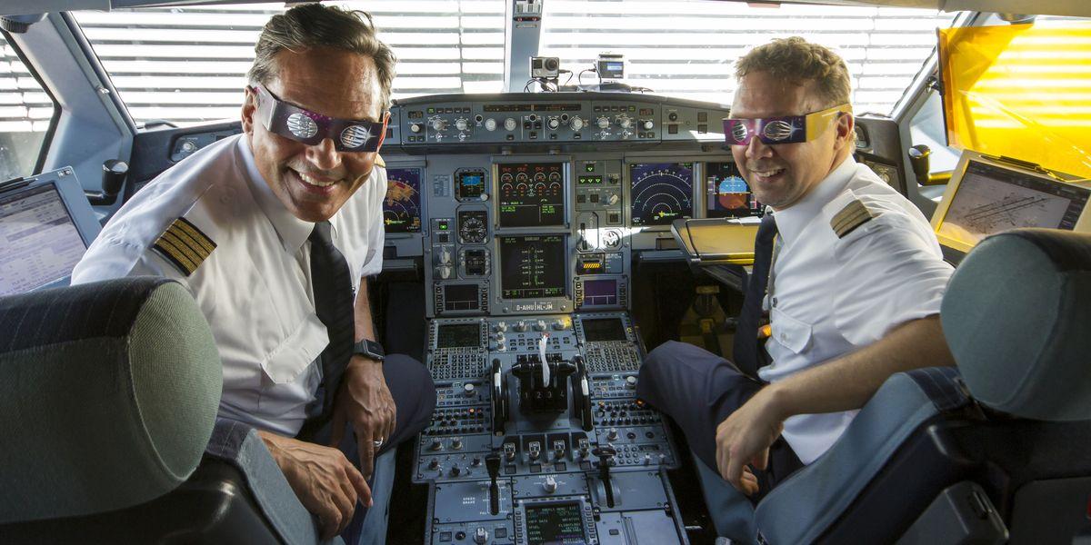 Lufthansa: Total Eclipse