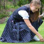 Marion Wörlein: Dirndl für Golferinnen