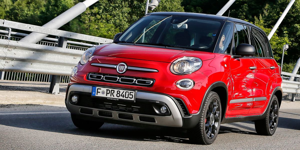 #Test Video: Fiat 500L Cross (2017)