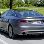 #Test Video: Audi A5 Sportback G-Tron (2017)