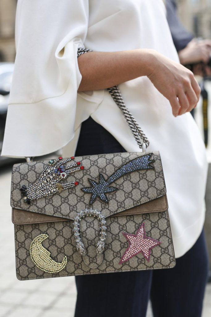 Gucci, Street Style Paris (ddp images)