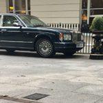 Portus Novo, Rolls-Royce Silver Spirit