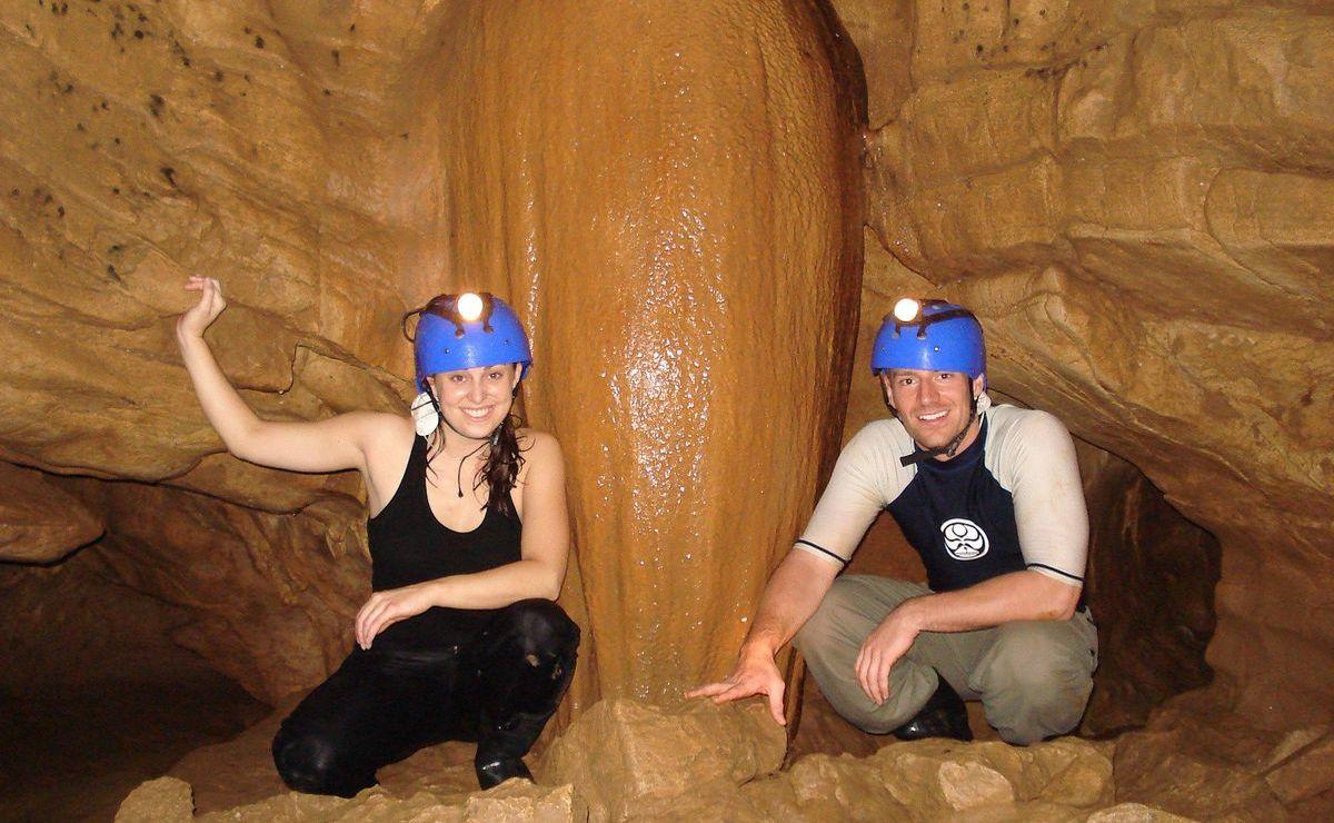 Unterirdische Höhlen in Costa Rica
