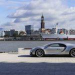 Bugatti: Opening in Hamburg