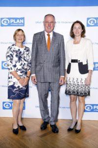 Maike Röttger, Werner Bauch, Katarina Barley