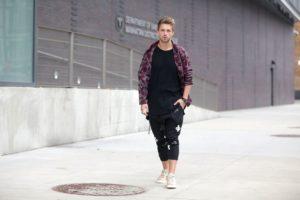 Street Style: Marcus Butler, Desigual, NYFW