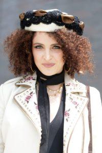 Street Style: Marienne Mirage, Desigual, NYFW