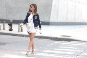 Street Style: Aida Domenech, Desigual, NYFW
