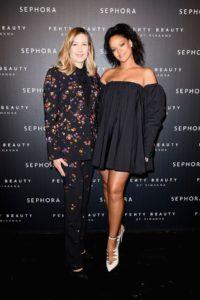 Kristine Walcott, Rihanna