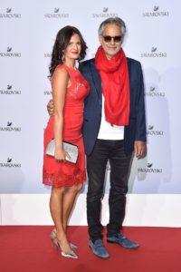 Veronica Berti, Andrea Bocelli