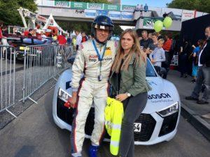 Audi Sport, Hamburger Stadtpark Revival: Jochi Kleint, Jana Möller