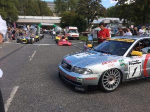Audi Sport, Hamburger Stadtpark Revival: Frank Biela