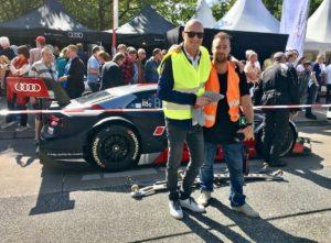 Audi Sport, Hamburger Stadtpark Revival: Jan-Christopher Sierks, Mario-Roman Lambrecht