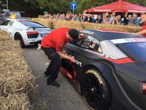 Audi Sport, Hamburger Stadtpark Revival: Racetrack
