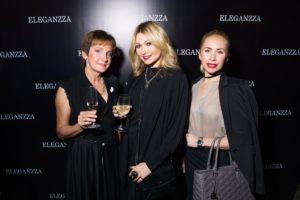 Tatiana Ledyankina, Angelika Agurbash, Anastasia Grebenkina