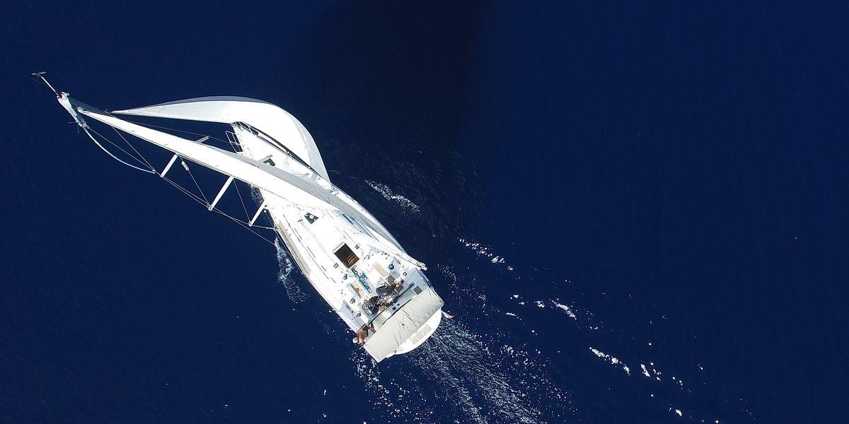 Für den Yacht-Himmel