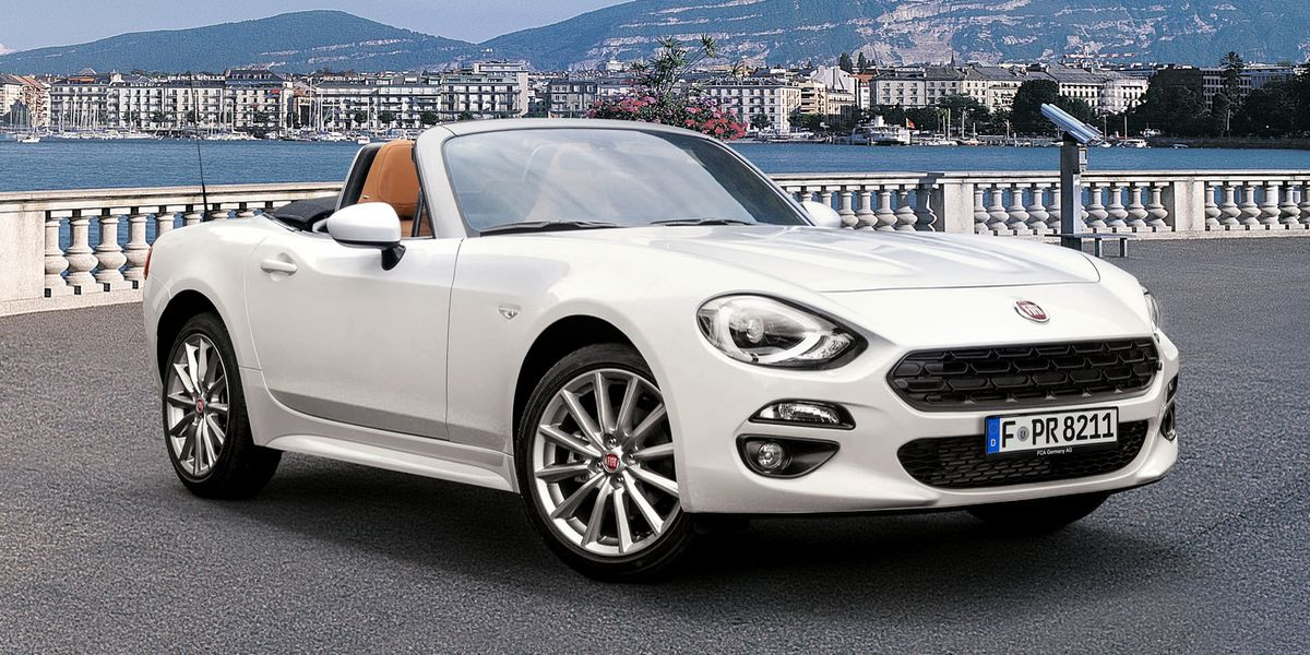 test video fiat 124 spider 2017 shots magazin. Black Bedroom Furniture Sets. Home Design Ideas