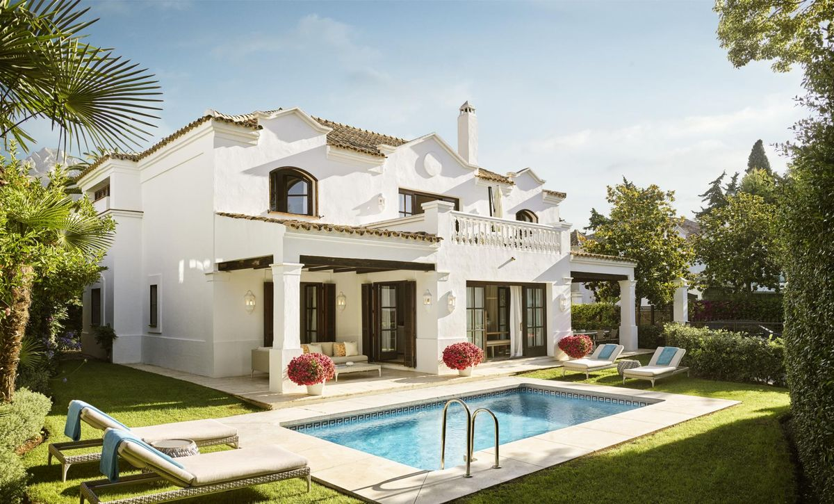 Spanien, Marbella: Marbella Club