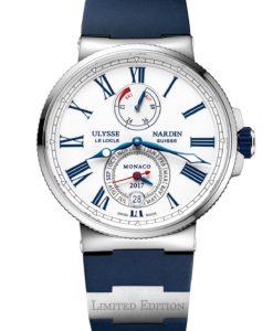 Ulysse Nardin, Marine Chronometer Annual Calendar Monaco