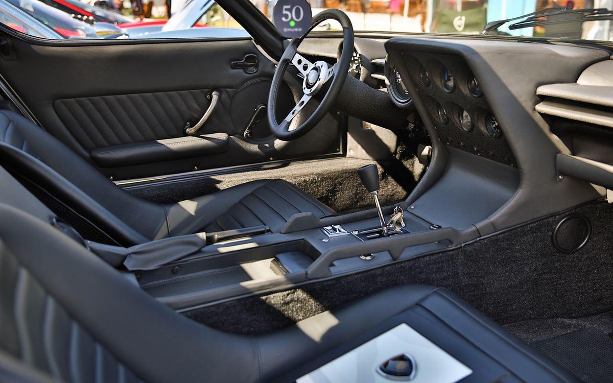 Lamborghini Miura P400, Evolution of the Supercar Pin-ups