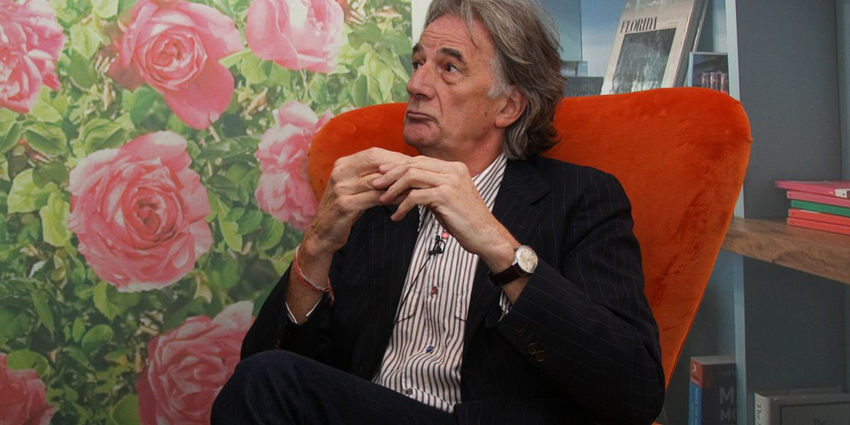 Paul Smith: Man kann Inspiration in allem finden