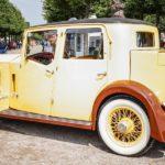 Der 1933er Rolls vom Maharadscha