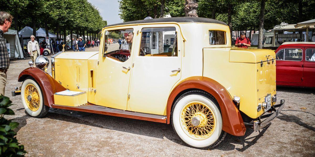 Rolls-Royce 20/25 HP Jagdwagen (1933)