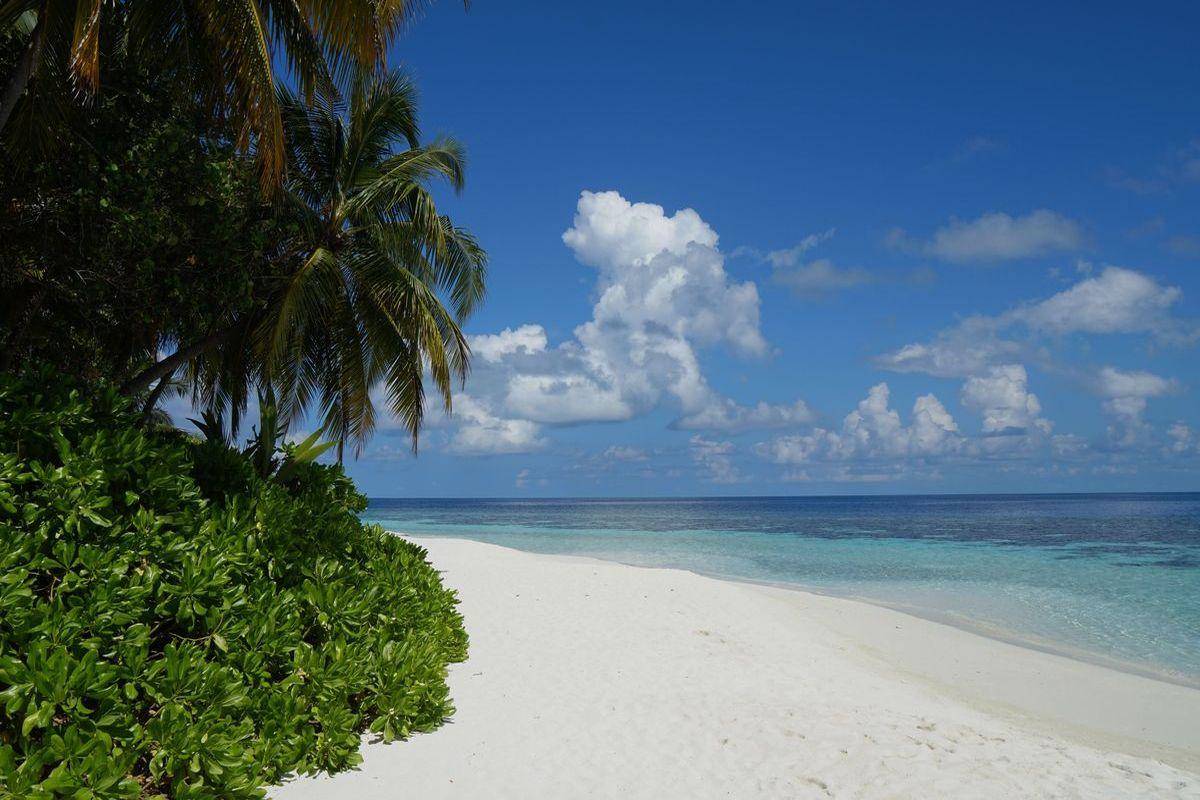 Malediven: Auf den Barfussinseln bleiben die Schuhe im Koffer