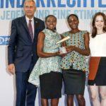 Journalisten unterstützen Kinderrechte
