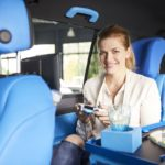 Nina Bott, Ebay Familien-Traumauto, VW Touran