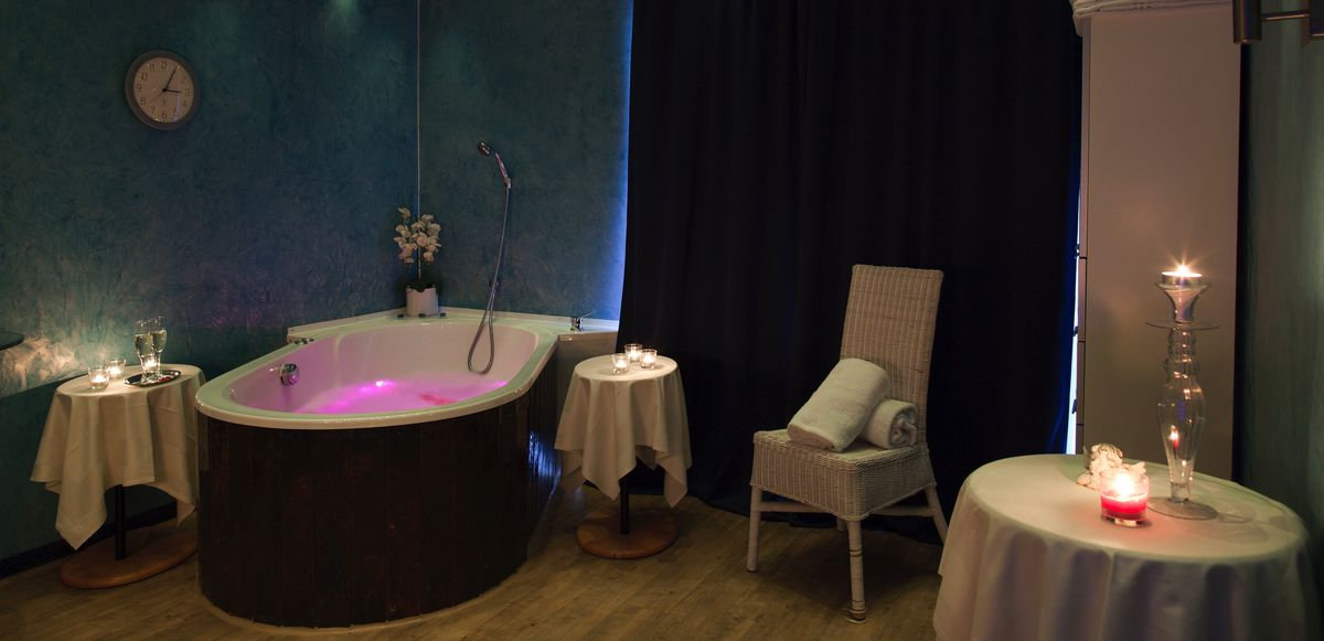 Spa-Oase mit Schoko-Touch