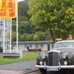 Rolls-Royce Enthusiasts' Club auf Tour