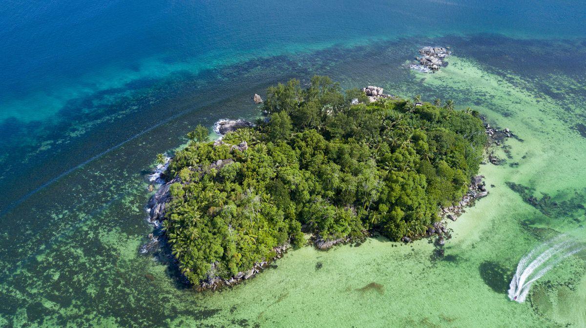 Île Cachée – Versteckte Insel für das ultimative Inselfeeling