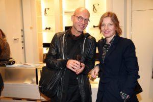 Stefan Adler and Stefanie Adler