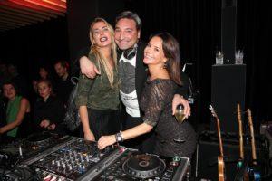 Giulia Siegel, DJ Mousse T., Gitta Saxx