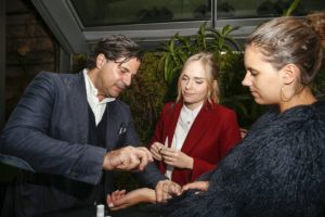 Thomas Grütters, Lina Frank, Teresa Gruber