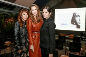 Ji Kim, Alexandra Lapp, Beatrice Graf