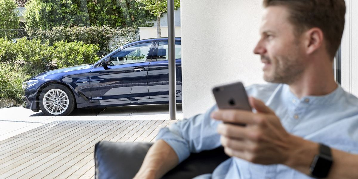 BMW macht Autos zu Büros