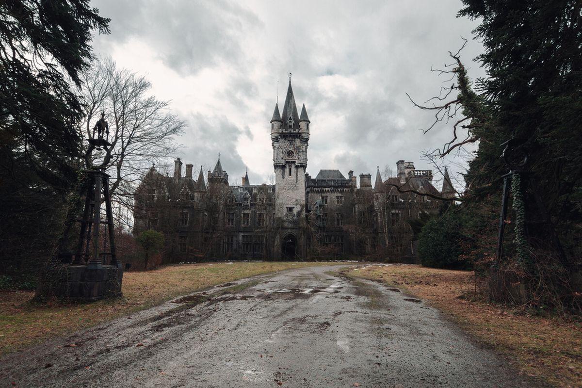 Château Miranda, Belgien