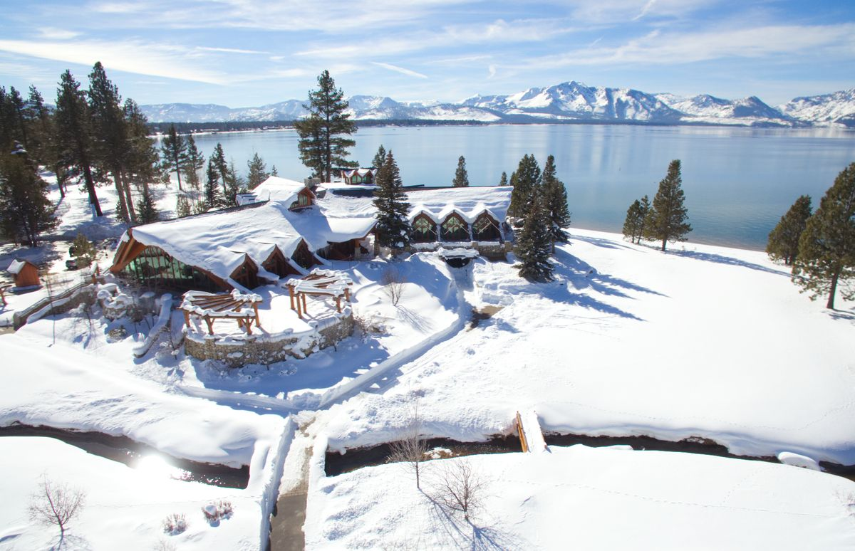Edgewood Tahoe Resort - Kalifornien, USA