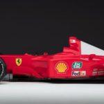 F2001, Scuderia Ferrari, Michael Schumacher