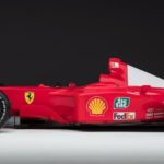 Kunst: Schumis Ferrari kommt unter den Hammer