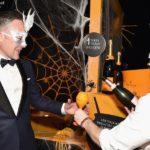 VIP-Halloween mit Moët Hennessy