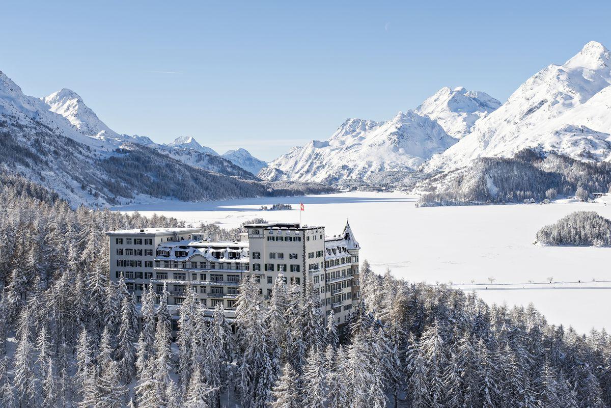 Hotel Waldhaus Sils - Sils Maria, Schweiz