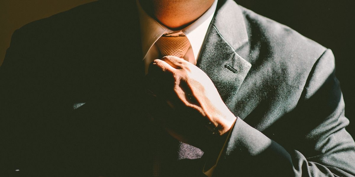 Fashion-Profi? Krawattenknoten