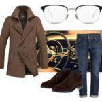 Style: 50er Jahre aus Titan